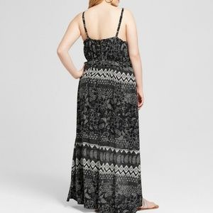 Xhilaration Boho long dress
